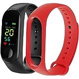 Relógio Smart, Tuguir, Unissex, M3, Preto