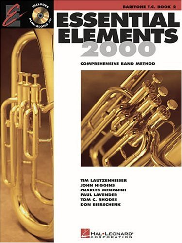 Essential Elements 2000: Book 2 (Baritone T.C.)