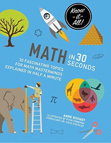 Math in 30 Seconds (Kids 30 Second) PDF