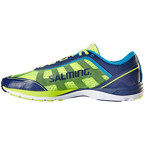 Salming Distance 3 Mens Shoes Navy/Safety Yellow Navy/Safety Yellow 8JhLD