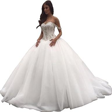 Topquality2016 Damen Prinzessin Geschwollen Kleidung Kleider ...