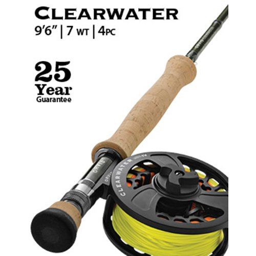 Orvis Clearwater 7-weight, 9' 6
