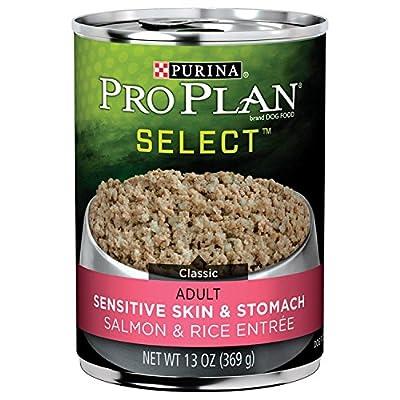 Pro Plan Select Sensitive Skin & Stomach Canned Dog Food