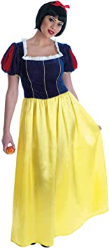 Fun Shack Amarilla Blancanieves Disfraz para Mujeres - XL ...