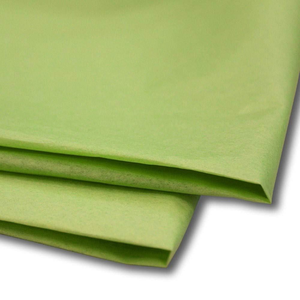 Carta velina 10 fogli senza MG e acidi dimensioni 50,8 x 76,2 cm Sabco carta regalo carta da disegno decorativa e da taglio per Artigianato 20 x 30 Arancione