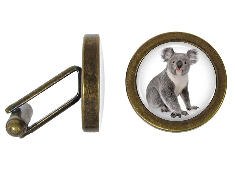 Angled Edition Oakmont Cufflinks Koala Bear Cufflinks Koala Cuff Links
