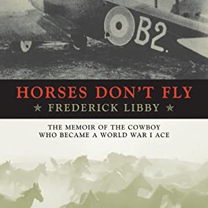 Horses Don't Fly Audiobook