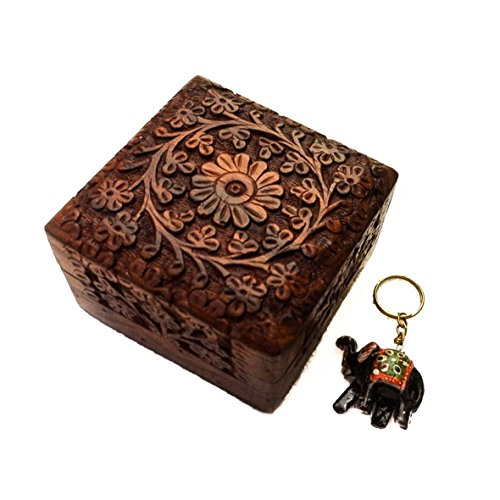 Quirky Gifts Happy Home Decor Now Online In India: StarZebra Jewelry Box Novelty Item, Unique Artisan