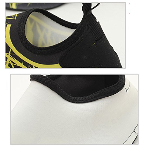 ab1af568d3df 30%OFF Summer Men Water Skin Shoes Aqua Sport Socks Slip On Beach Swim  Diving