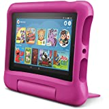 "Fire 7 Kids Tablet, 7"" Display, 16 GB, Pink Kid-Proof Case"