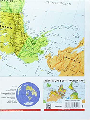 Whats up south world paper folded map odtmaps lovell johns world paper folded map odtmaps lovell johns 9781931057547 amazon books gumiabroncs Image collections
