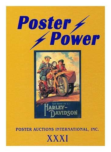 Poster Power: Poster Auctions International XXXI
