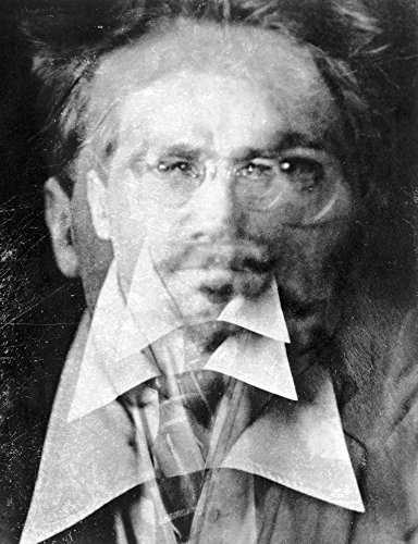 Loomis Collection - Posterazzi Poster Print Collection Ezra Loomis Pound/N(1885-1972). American Poet. Photographed in 1916 by Alvin Langdon Coburn, (18 x 24), Multicolored