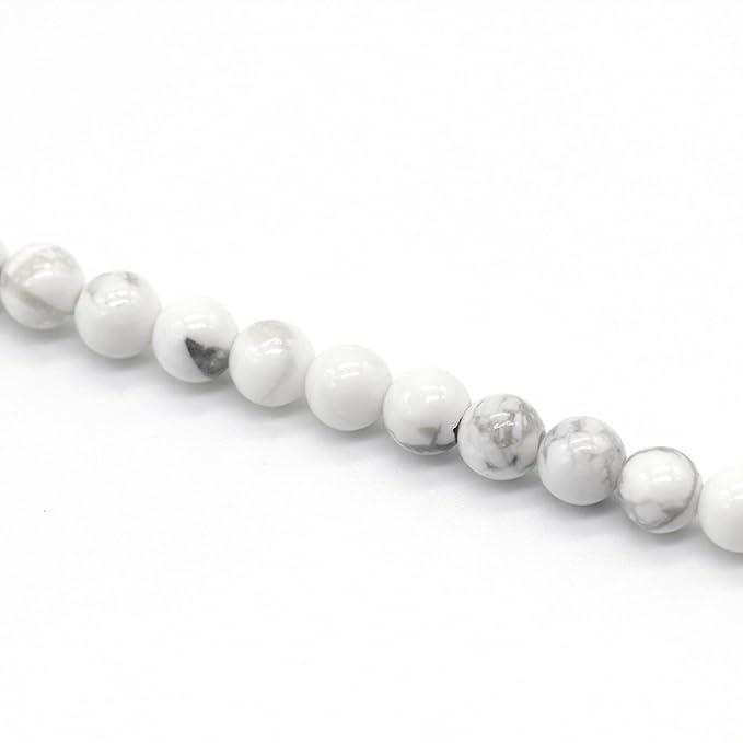 Acrylic Round Beads 6mm silver 300 Pcs Art Hobby DIY Jewellery Making Crafts