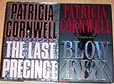 Lot 2 Hardback First Edtion Books ( Blow Fly ~ the Last Precinct )
