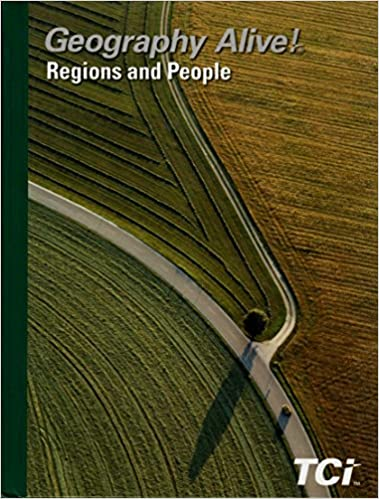 Geography Alive Regions And People Student Edition Diane