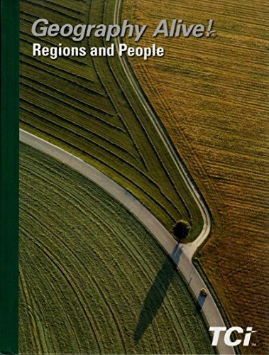 Geography Alive!regions and People (Student Edition)