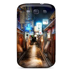 Top Quality Case Cover For Galaxy S3 Case With Nice Chinatown Hdr Appearance
