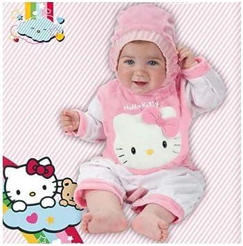 Josman - Disfraz de Hello Kitty para bebé niña, talla 6 (J476-000 ...