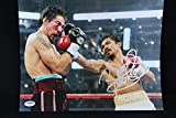 Manny Pacquiao Autographed Photograph - 11x14 U23216 - PSA/DNA Certified - Autographed Boxing Photos