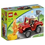 LEGO Duplo Fire Chief 6169 (japan import)