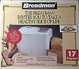 Breadman Automatic Bread Maker TR510K
