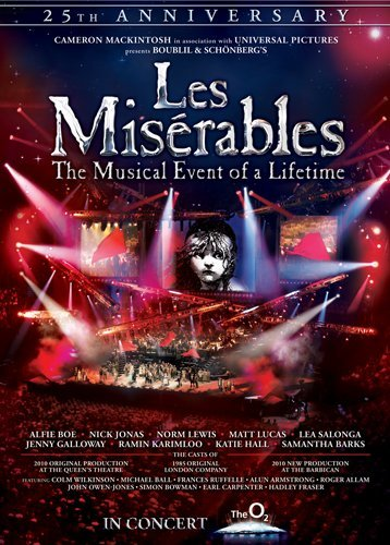 Les Miserables - The Musical Event of a Lifetime (Stage Musicals)