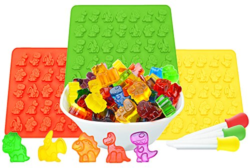 The 8 best gummi candy molds