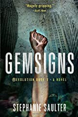 Gemsigns by Stephanie Saulter (May 06,2014) Hardcover