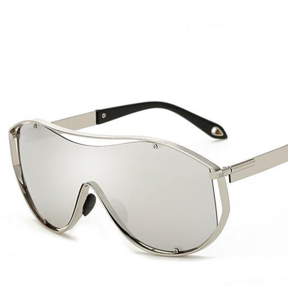Hommes lunettes de soleil fashion,Trame de siamois Verres résistant au  vent-A  Amazon.fr  Vêtements et accessoires 96152f73f8c7