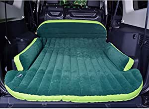 Amazon Com Heavy Duty Inflatable Car Mattress Bed For