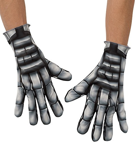 Ultron Costume (Avengers 2 Age of Ultron Child's Ultron Gloves)