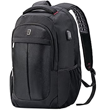 Amazon Com Laptop Backpack Sosoon Business Bags With Usb
