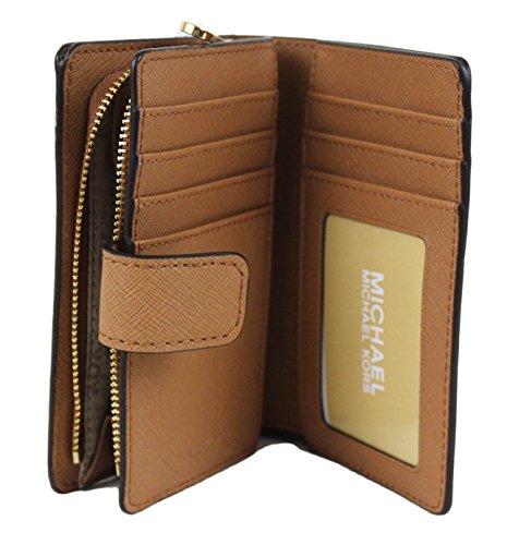 Michael Kors Jet Set Travel Bifold Zip Coin Wallet Clutch by Michael Kors (Image #3)