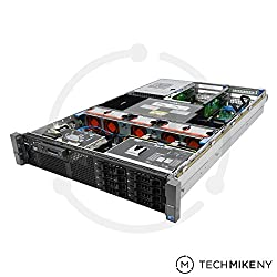 High-End DELL PE R710 2 x 2.40Ghz E5645 6C 72GB 3x 160GB SSD 5x 500GB SAS (Certified Refurbished)