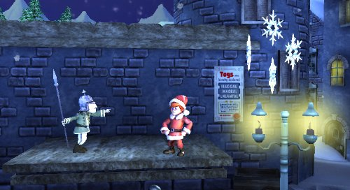 Amazon.com: santa claus is comin to town! nintendo wii: video games