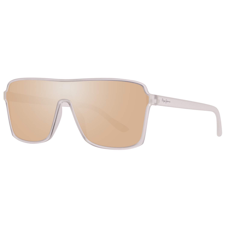 Pepe Jeans PJ7284C4137 Gafas de sol, Transparente, 137 para Hombre