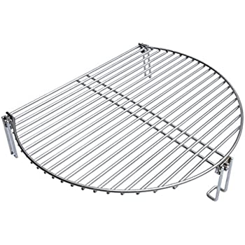 onlyfire Stainless Steel Charcoal Ash Basket Fits for Large Big