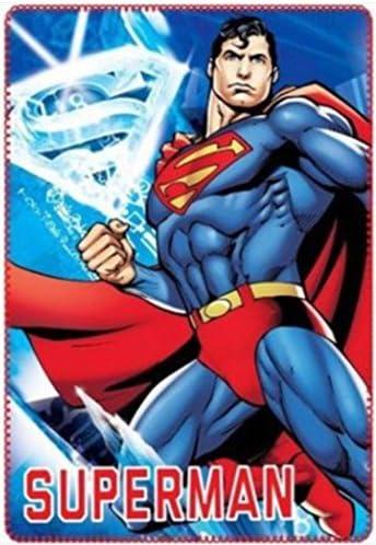 SUPERMAN Couverture douce literie lit
