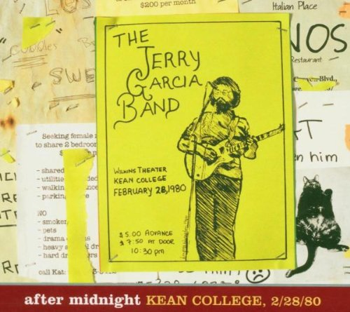 After Midnight: Kean College 2/28/80 by Imports