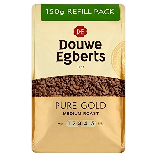 Price comparison product image Douwe Egberts Pure Gold Refill 150g - Pack of 6