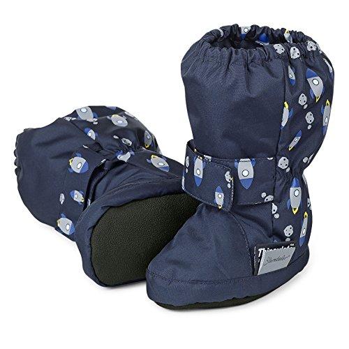 Sterntaler Baby Jungen Stiefel Blau (Marine 300)