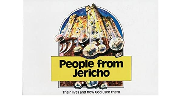 People From Jericho Bible Places People Colin Morison