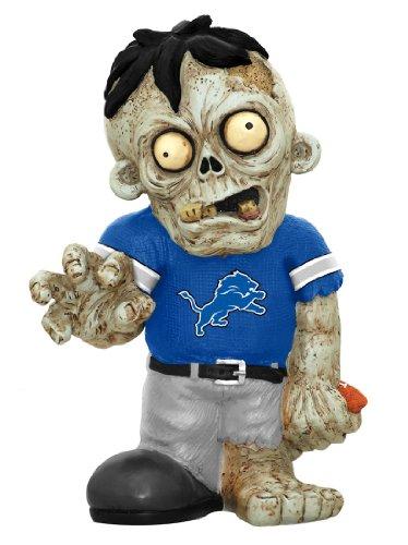FOCO Detroit Lions Resin Zombie (Detroit Lions Figurine)