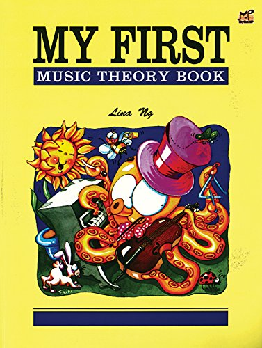 Lina Series (My First Music Theory Book (Made Easy Series))