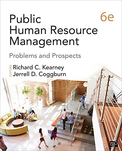 Download Public Human Resource Management: Problems and Prospects Pdf