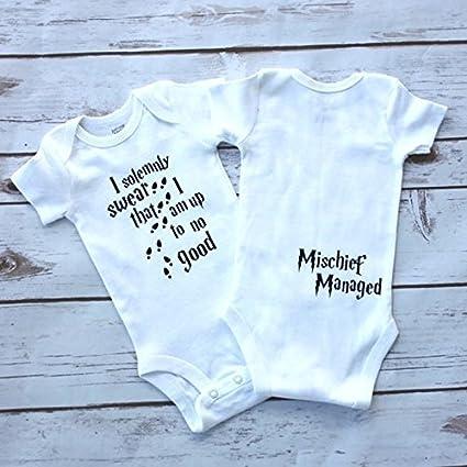 Zooarts recién Nacidos bebé Unisex Niñas Niños Pelele Body Traje de Verano para sesión de Fotos