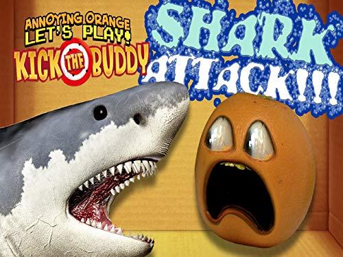 Clip: Kick the Buddy - Shark Attack]()
