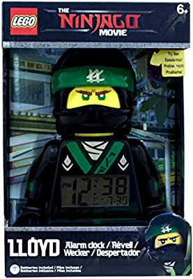 Amazon.com: LEGO Ninjago Lloyd Mini Figure Movie Minifigura ...