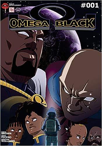 Omega Black: Comic/Manga (Volume 1): Chris Leon Brown